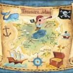 Карта на Съкровищата
